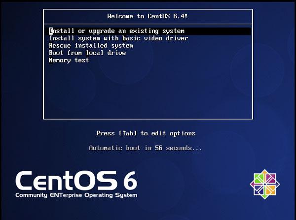 centos1 CentOS Instalacion de un sistema Centos 6 para Escritorio. Parte I